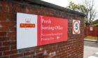 The Feus Road sorting office.