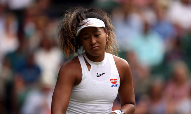 Defending champion Naomi Osaka was defeated by Belinda Bencic in the fourth round of the 2019 US Open.