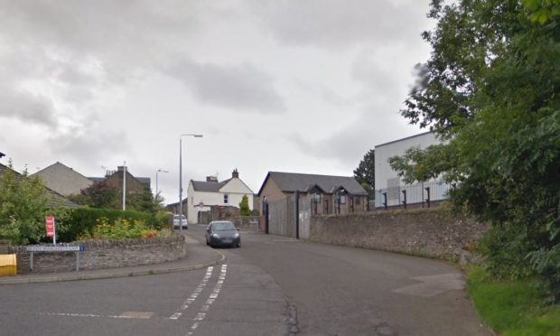Neighbours at Forfar's Queen Margaret's Gait complained about noise from the lock-ups.