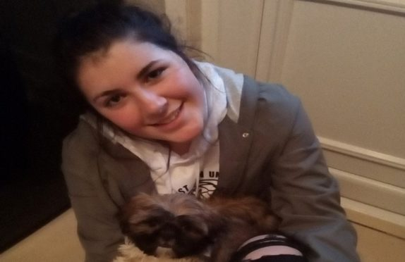 The 13-year-old teenager was last seen on Saturday.