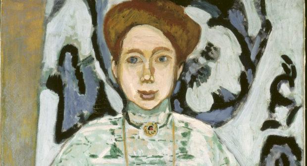 The Portrait of Greta Moll by Henri Matisse