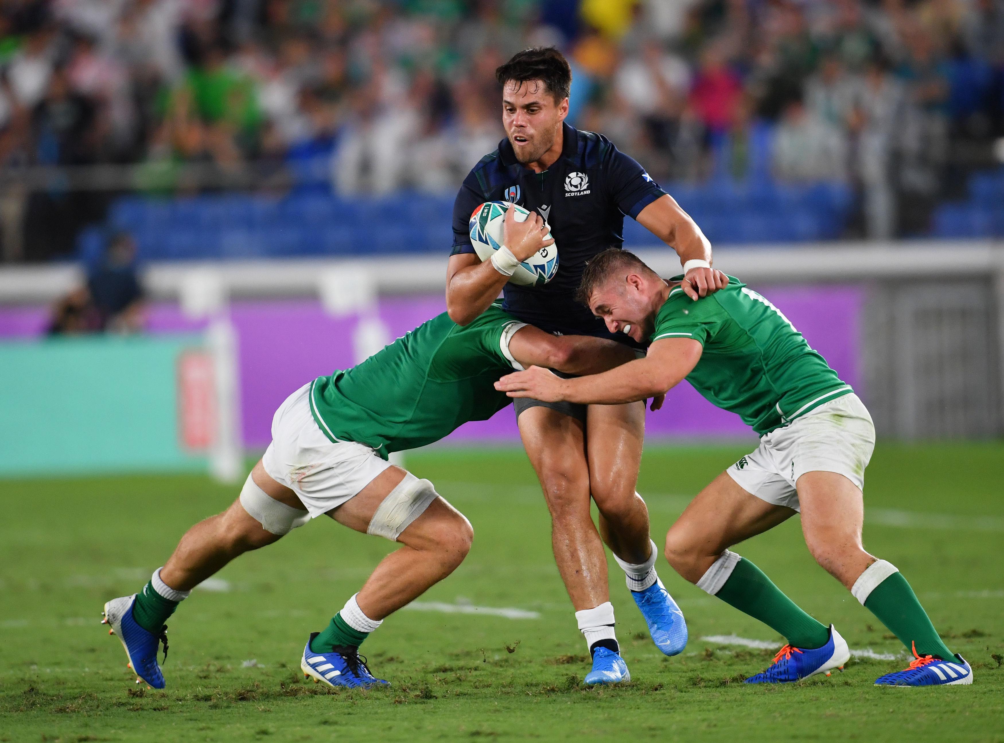 Sean Maitland believes Scotland will bounce back against Samoa.