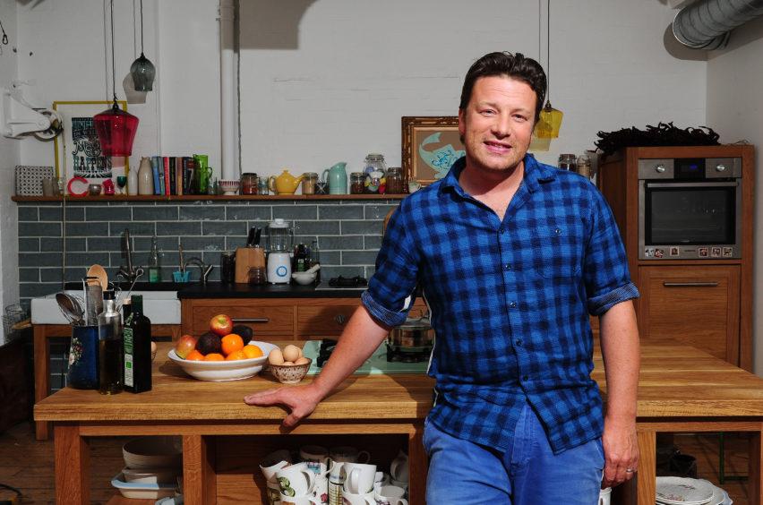 Jamie Oliver.