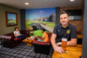Colin Bell has launched The Bunker Golf Lounge in Perth