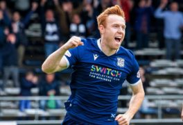 Dundee frontman Danny Johnson signs for Leyton Orient