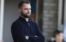 Dealing with coronavirus has been the stiffest test of Dundee boss James McPake's fledgling managerial career