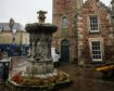 Crosswell Fountain in Kinross is to be renovated