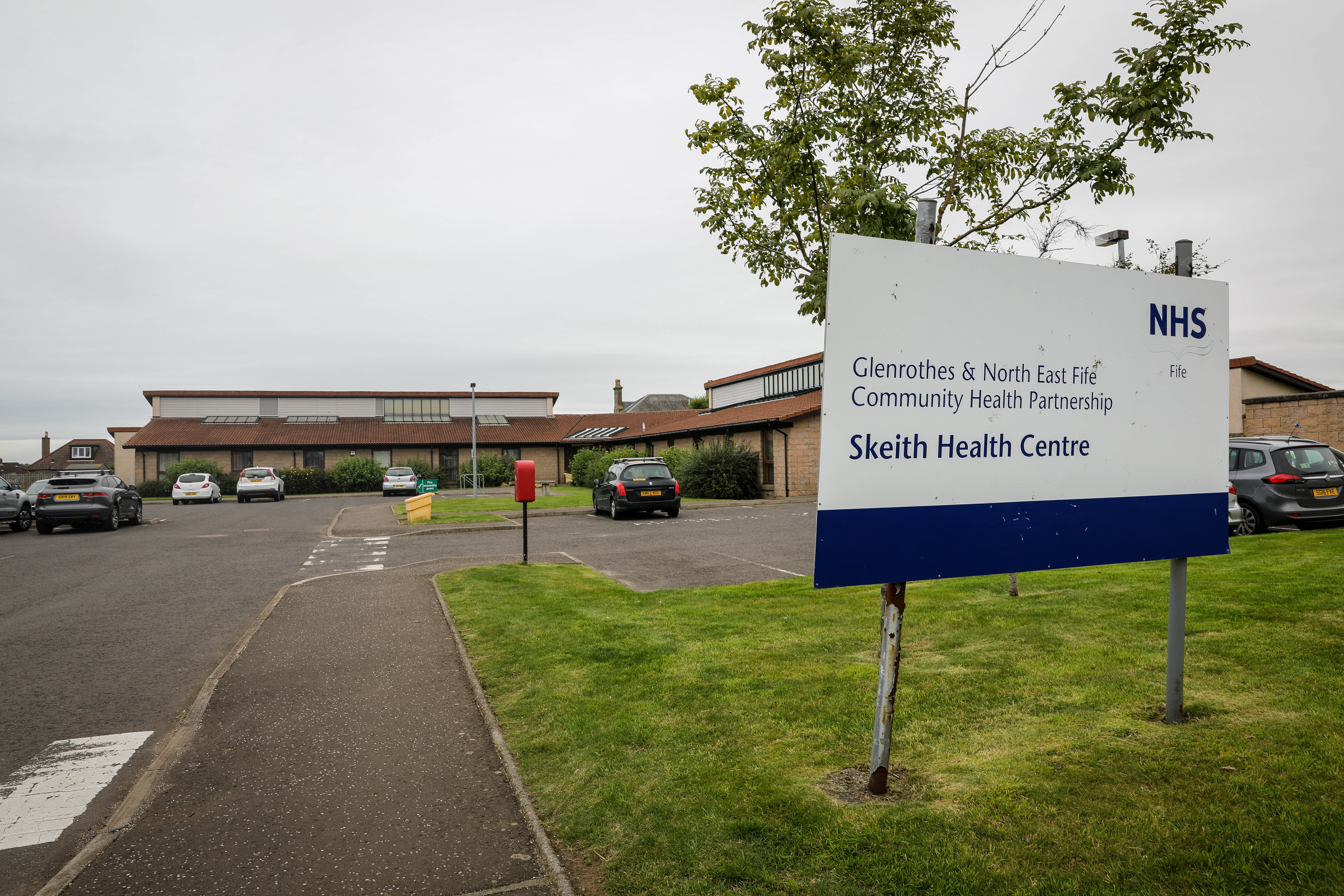 Skeith Medical Centre in Anstruther.