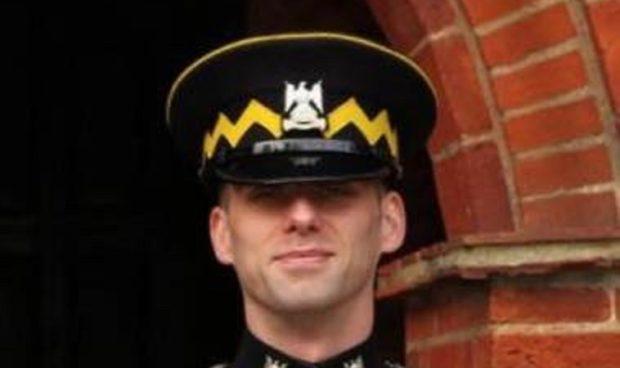 Sgt Gordon Adam