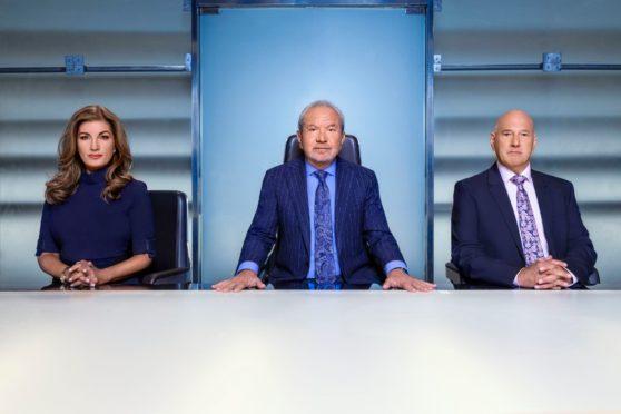 The Apprentice (Copyright BBC).