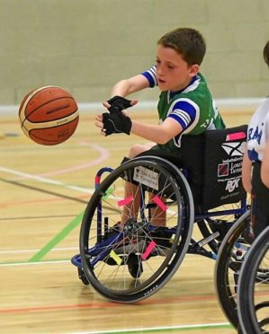The Perth Eagles Wheelchair Sports Club aims to provide wheelchair users with sporting opportunities in their area.