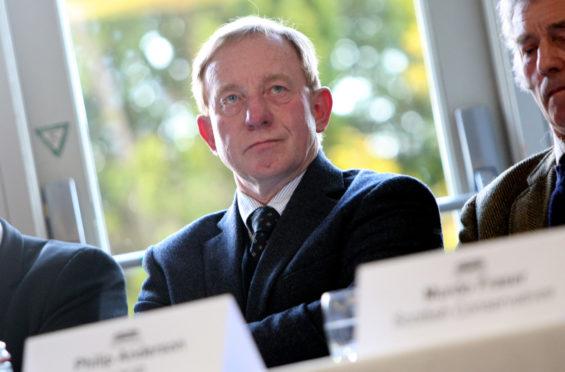Councillor Willie Robertson (Lib Dem)