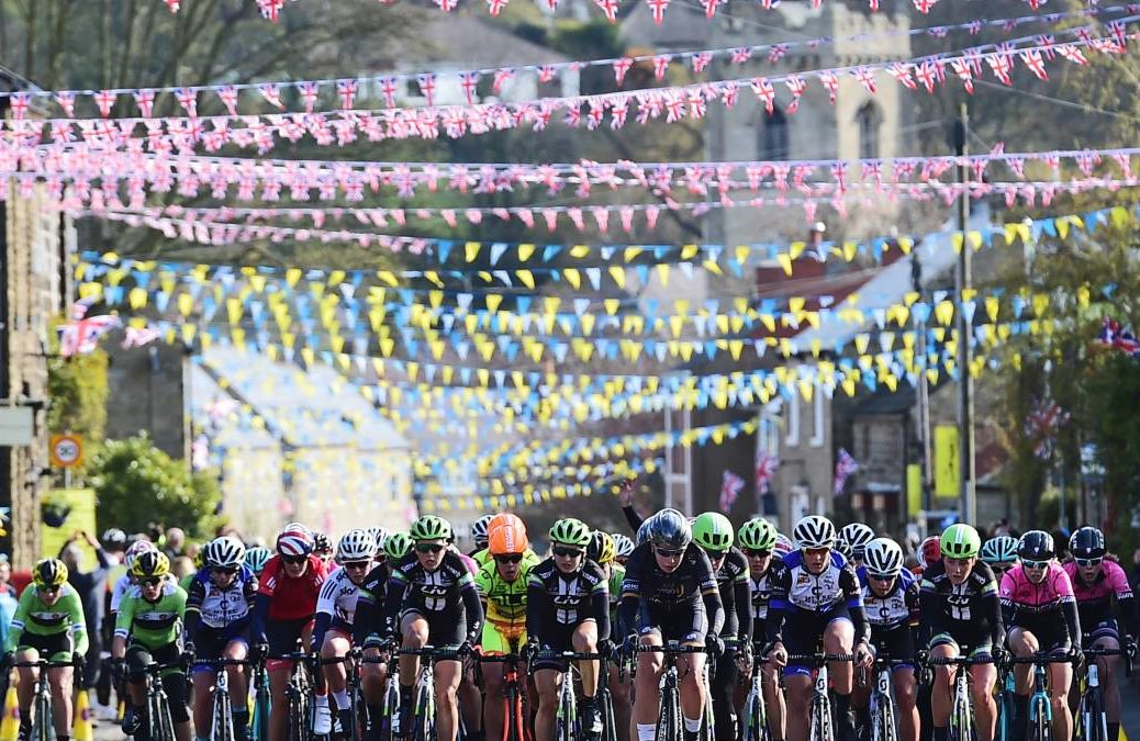 The World Championships are coming to Yorkshire.