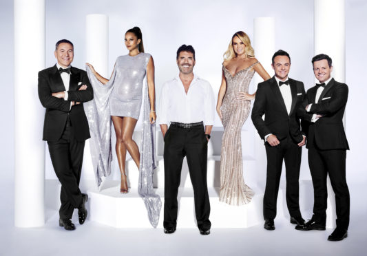 From left: David Walliams, Alesha Dixon, Simon Cowell and Amanda Holden make up the judging panel for Britain's Got Talent: The Champions. ITV stalwarts Ant and Dec present.