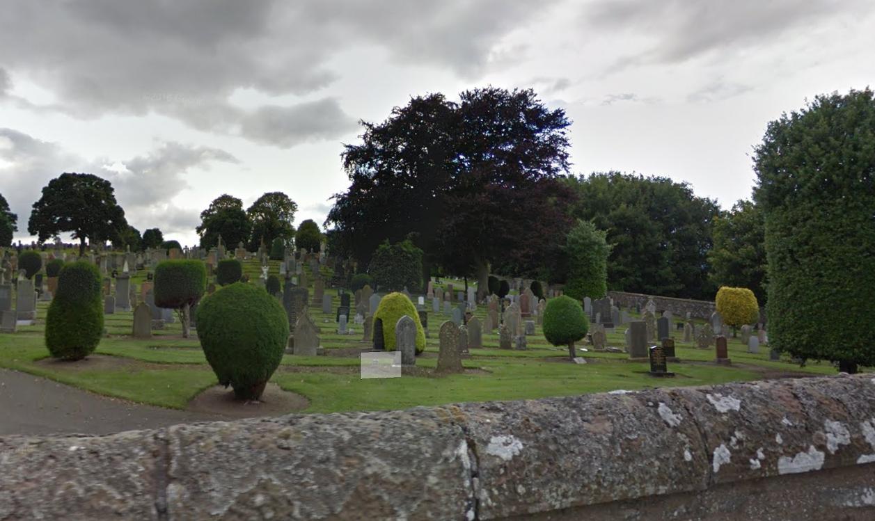 Forfar cemetery