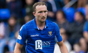 St Johnstone boss delighted for Chris Kane after goal against Kelty Hearts