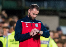 Dundee boss James McPake says the coronavirus shutdown has been harder to deal with than his injuries as a player