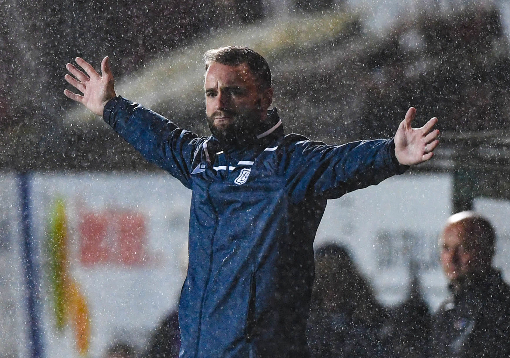 James McPake now has a seven-point gap between his team and Dundee United to claw back.