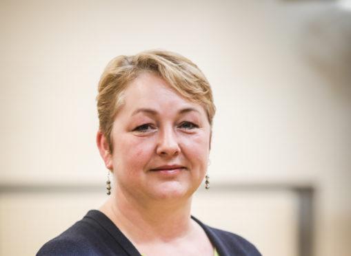 Councillor Beth Whiteside.
