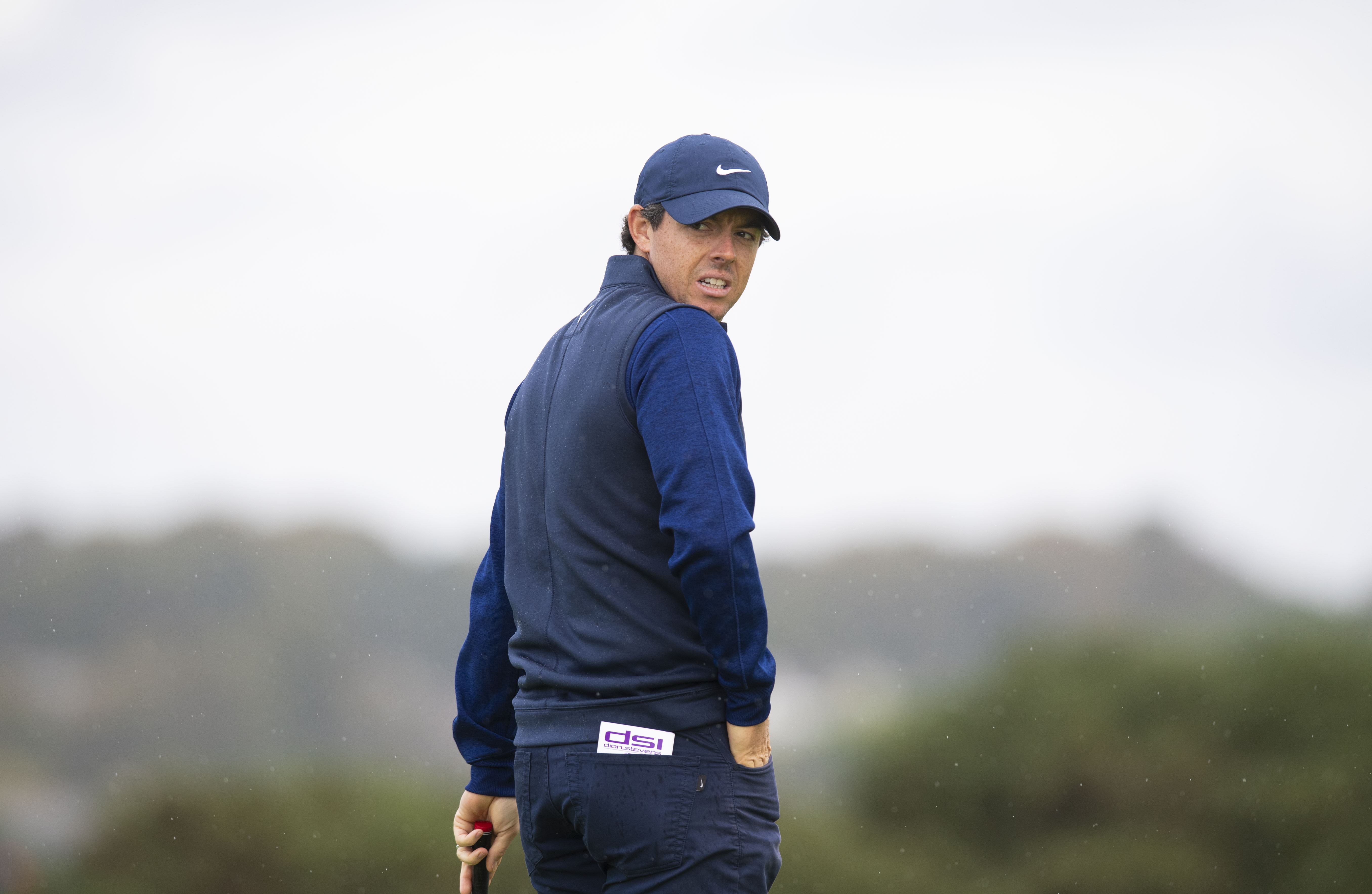 Rory McIlroy was one of the pre-Championship favourites.