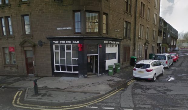 The Strath Bar.