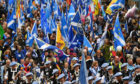 All Under One Banner, Edinburgh.