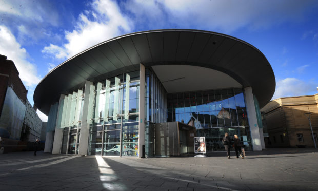 A one-off payment of £100,000 was provided to Horsecross Arts following their recent overhaul.