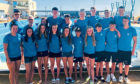 Members of Perth City Swim Club's performance squad have returned to Scotland after completing a successful week's warm weather training in Tenerife.