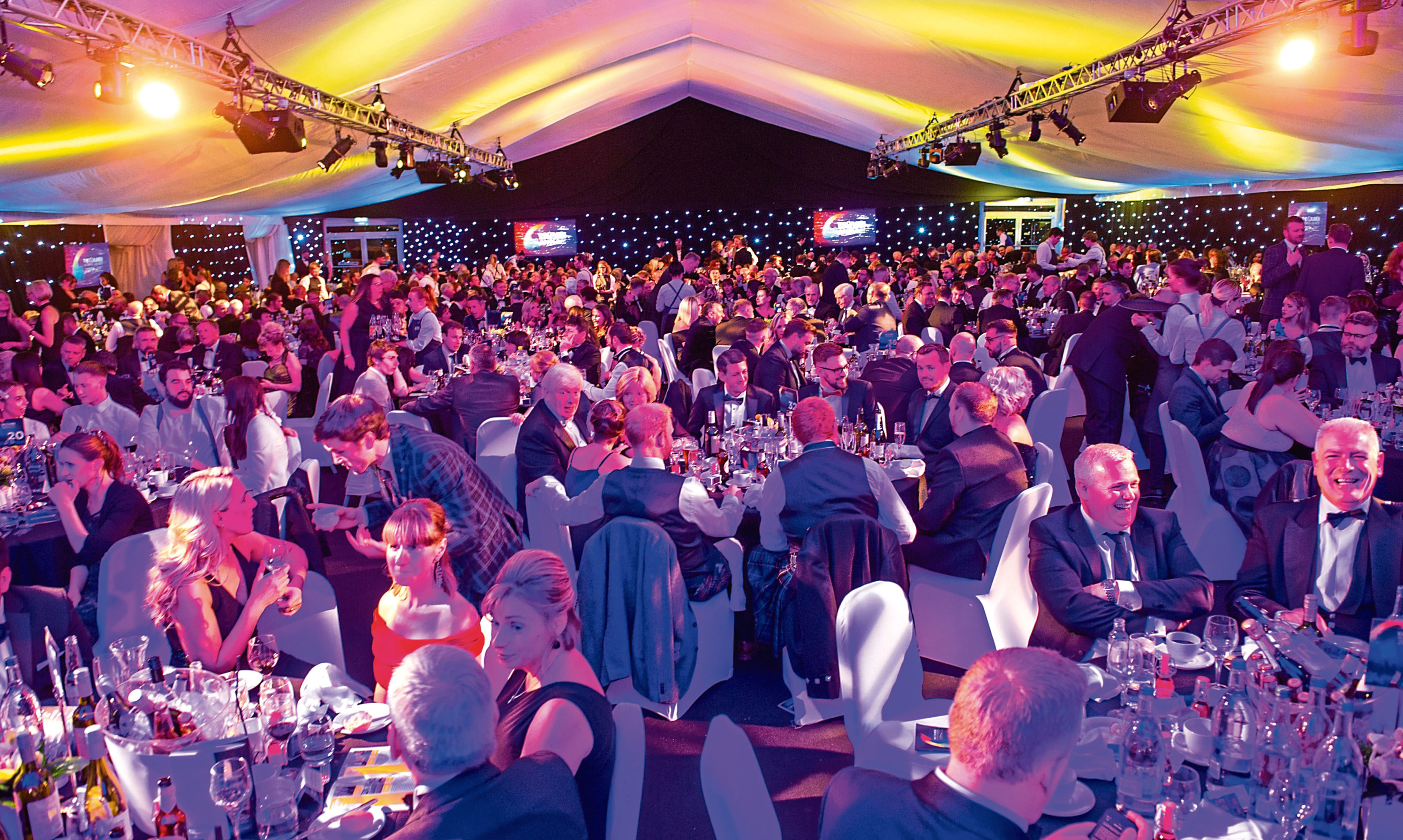 The Courier Business Awards 2019.