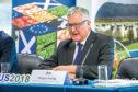 Scotland's Rural Economy Secretary, Fergus Ewing .