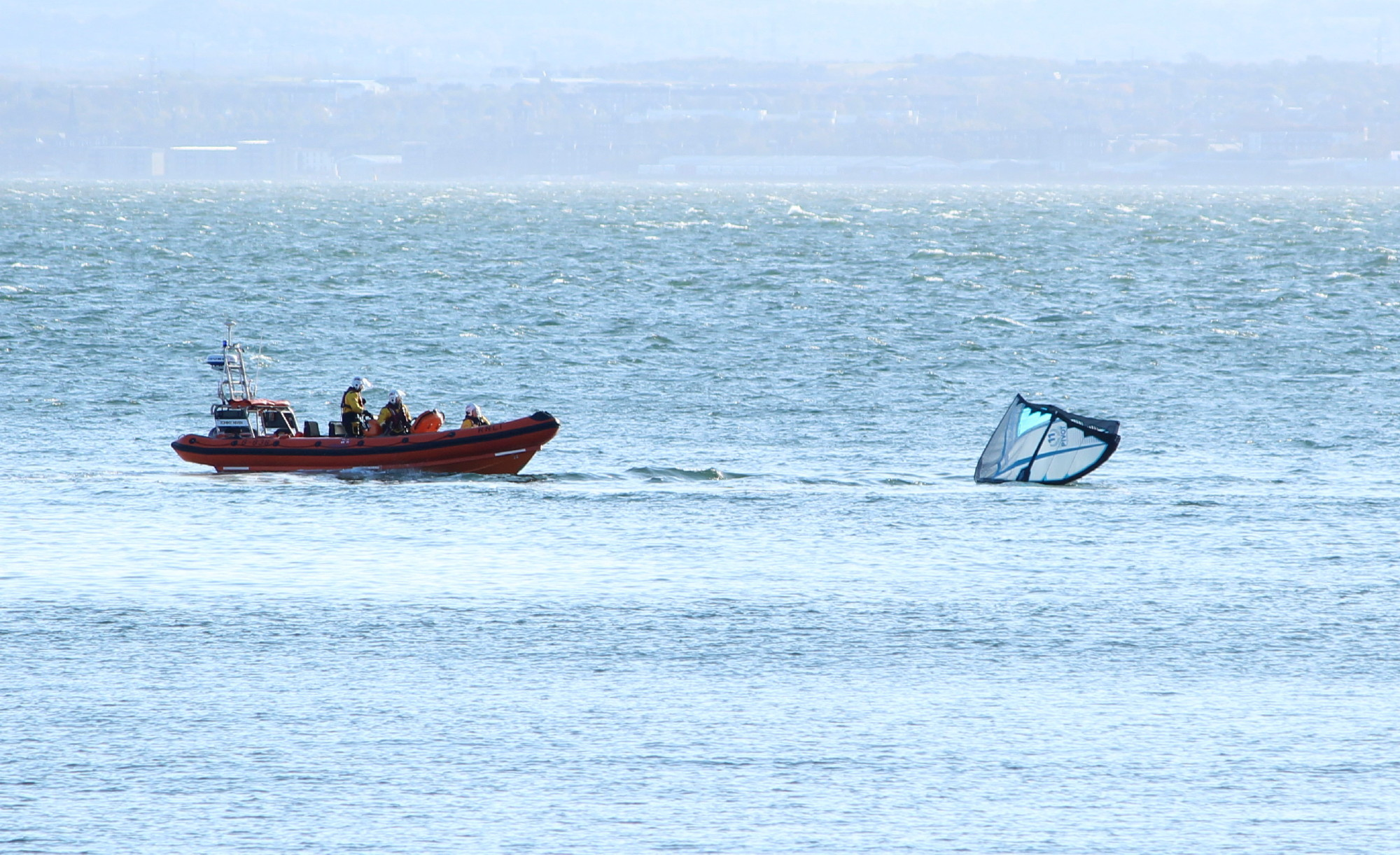 Picture from Kinghorn RNLI.