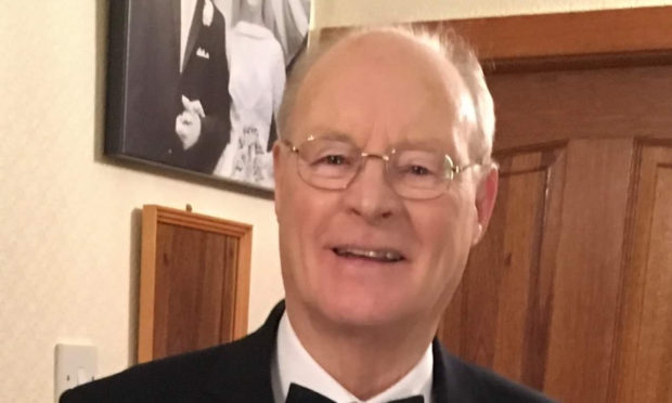 Archie Finlay who has died aged 79