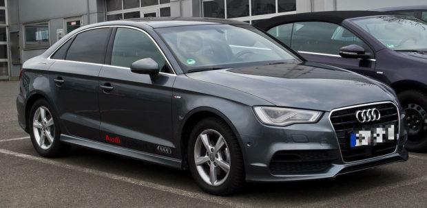 Audi A3 (stock image).