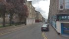 Blackness Road, close to the junction of Peddie street, Dundee (stock image).