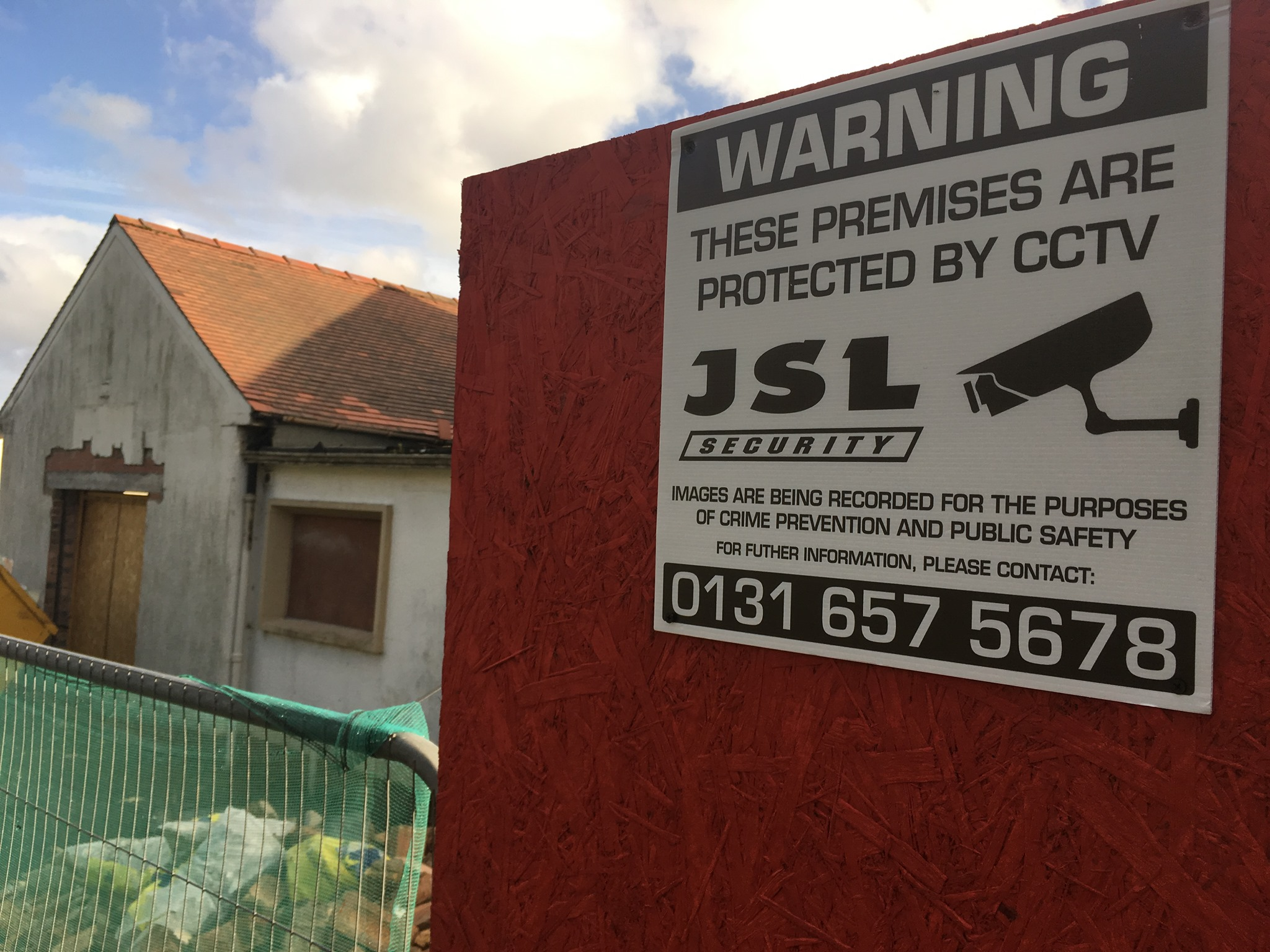 Thieves have struck at the Kirkcaldy church for a second time.