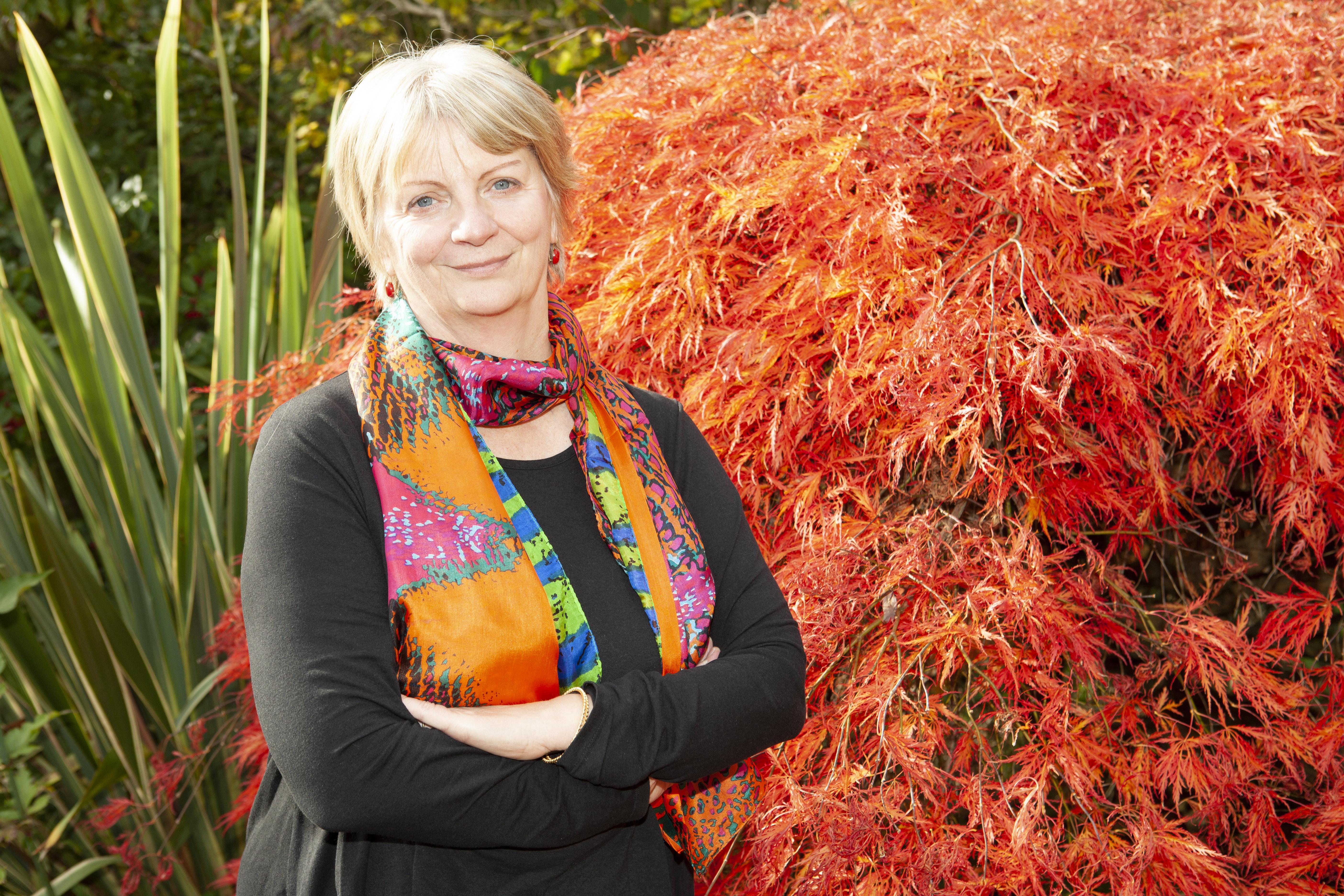 Claire Cooper, Head of the Cateran Ecomuseum