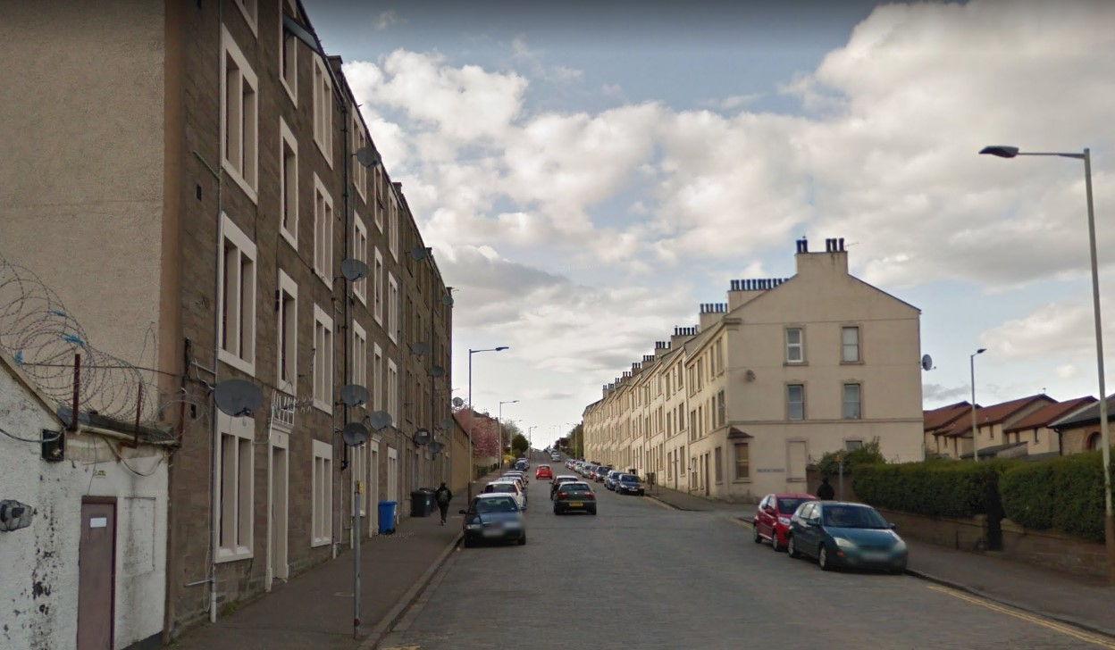 Court Street, Dundee (stock image).