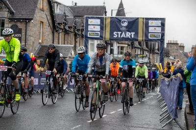 This year's Etape Caledonia. Picture: Kenny Smith.