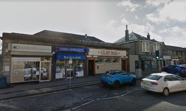 Darren Rachwall used stolen cards at Forbes newsagents in Clepington Road on two occasions.