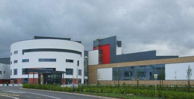 Forth Valley Royal Hospital.