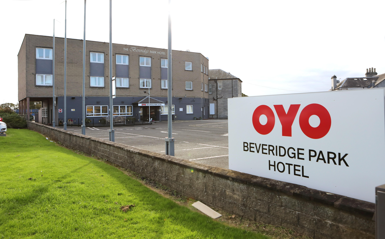 The Beveridge Park Hotel in Kirkcaldy.