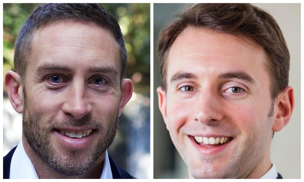 Graham Lindsay and Luke Graham.
