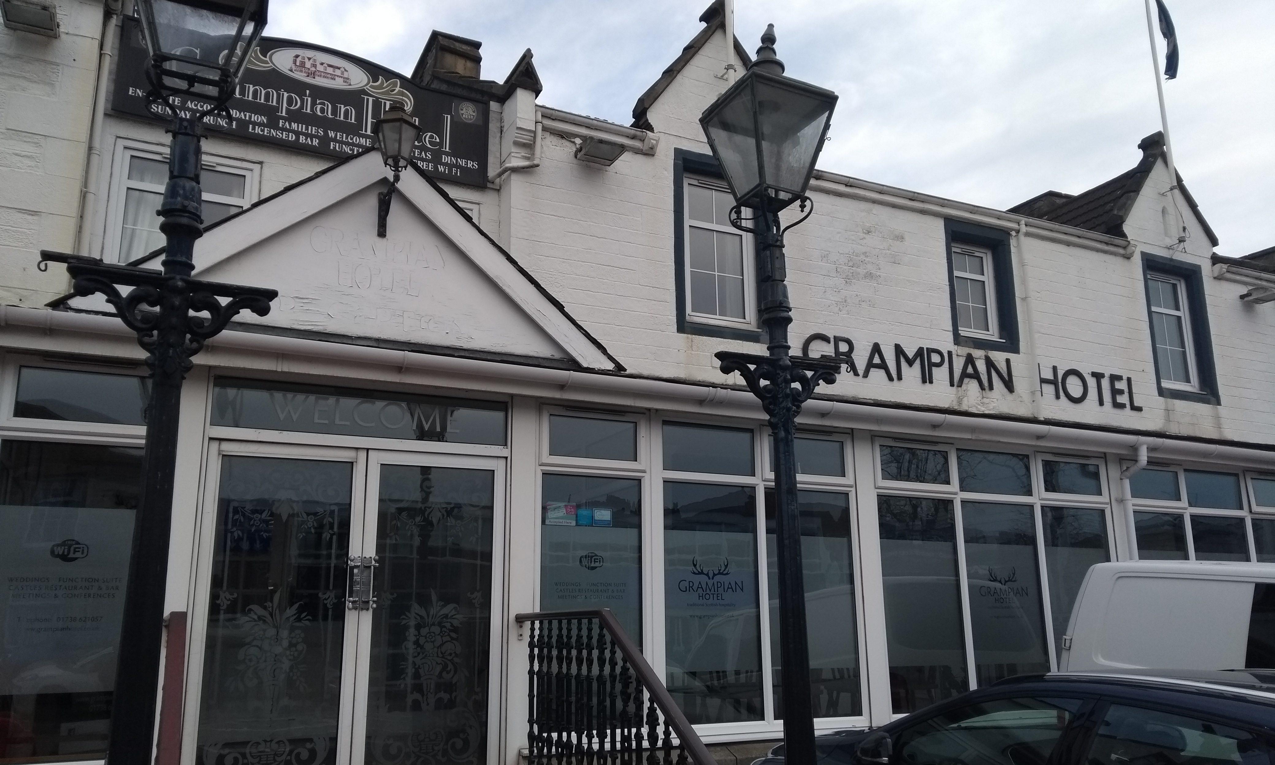 The Grampian Hotel in Perth