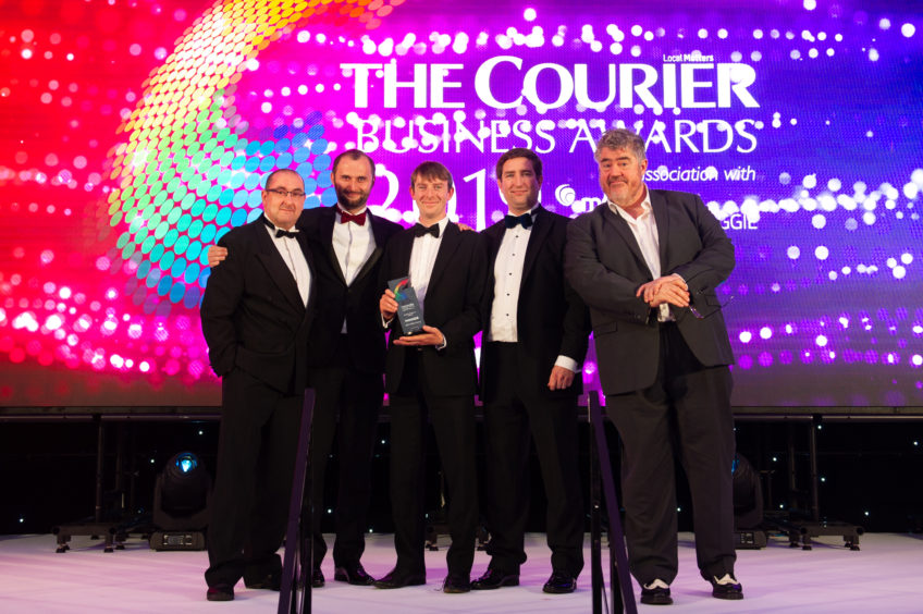 Family Business of the Year, Winner for Angus, J&D Wilkie Group