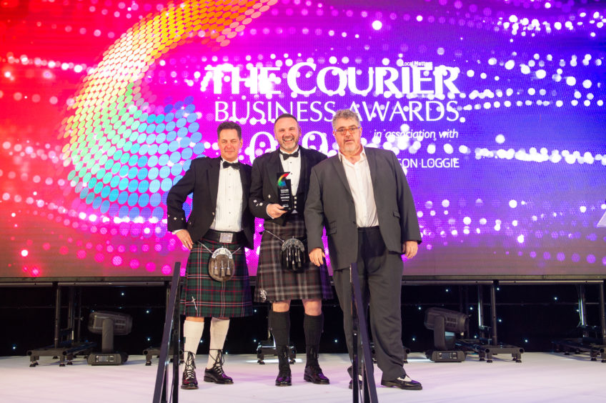Young Business of the Year Winner, TEXO Group