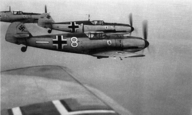 Luftwaffe aircraft during the Second World War