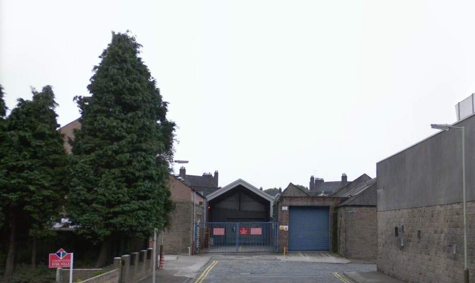 McGill Street, Dundee (stock image).