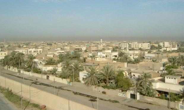 Basra, Iraq.