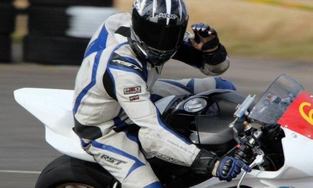 Paul Wishart racing