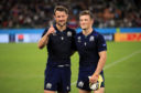 Brothers Pete and George Horne will be Glasgow's half-back pairing in Treviso.